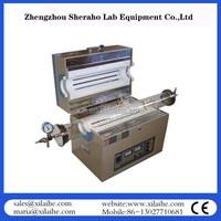 Wholesale cheap price quartz tube furnace vacuum furnace made in china