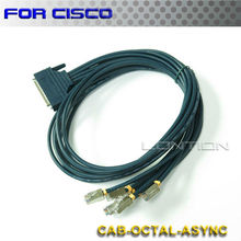 Cisco 8 lead cable CAB-OCTAL-ASYNC For Cisco 2509 2511 router
