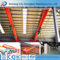 Industrial Machine Workstation Bridge Crane Dimension For Sale