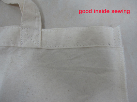 Natural Cotton Canvas Tote Bag and Custom Tote Bag for shopping