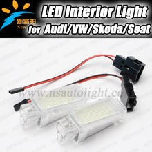 Factory sale LED Door Courtesy Lamp Interior Light Bulb for Audi A1 A2 A3 A4 A5 A6 A7 A8 Q3 Q5 Q7 RS3 RS4 RS5 RS6 R8 TT