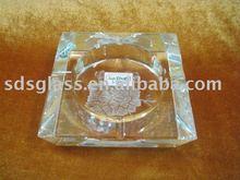 Cenicero de cristal, cenicero de cristal, cenicero, regalos de cristal hf30033 - 4kh199b