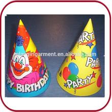 Pgac- 0069 de papel barato divertido sombreros de fiesta