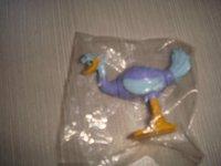 wild duck shape toy animal;vinyl pvc design wild animal toy;promotional animal shape toy