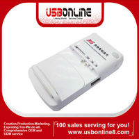 New Universal 3G USB Commerce Multi-purpose Battery Chargers White