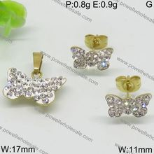 Cheap stainless steel gold jewellery pictures
