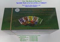 UNILAK- TOP TEAS - PREMIUM CEYLON TEA -FIVE STRONG FLAVOURS