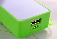 wholesale top selling power bank 5600mah biyond for tablet iphone