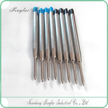 2015 Wholesale bulk metal parker ballpoint pen refills parker type refill