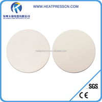 Sublimation transfer printing ceramic pads