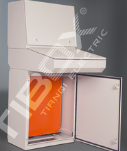 TIBOX control desk waterproof electrical panel