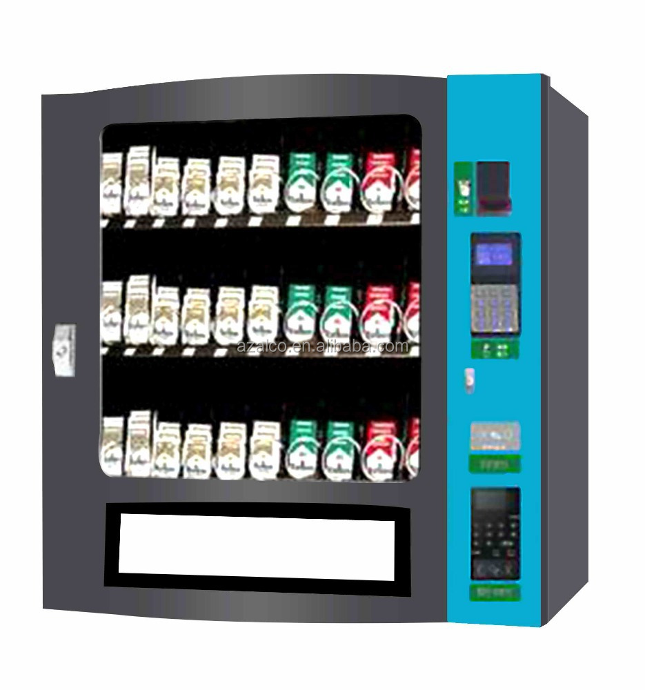 vending machine for sales