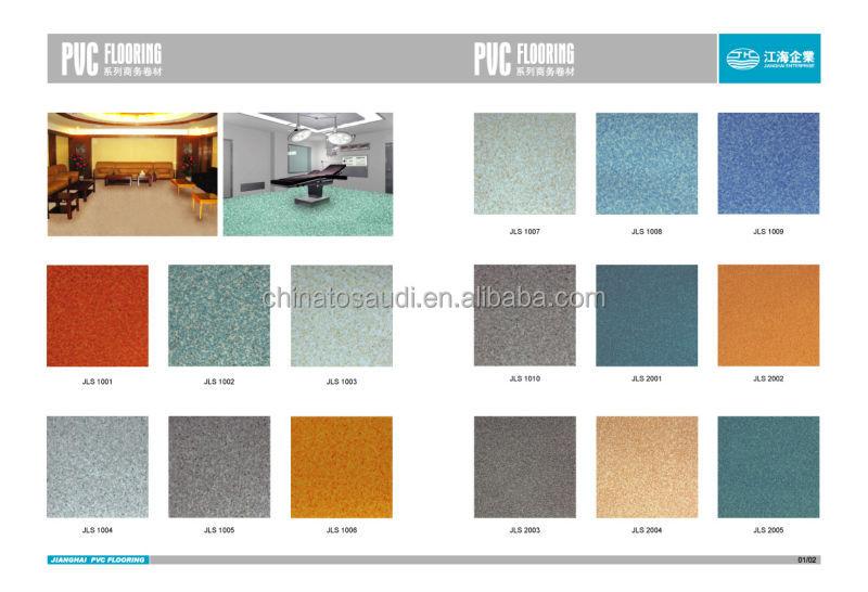 pvc laminate flooring pvc sports flooring