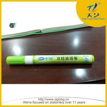 قلم الرسام العلامة المائية الطلاء قابل للمسح علامة القلم استخدام القلم الرسام قابل للغسل الجيد لأي سطح