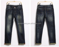 Men slim straight jeans brand, popular men jeans top brand men jeans