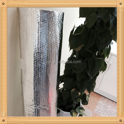 Aluminum Foil Laminated PE Woven Fabric for House Wrap Vapor Barrier Insulation