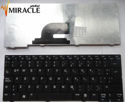 notebook keyboard for Acer Aspire One ZG8 ZG5 531 LA layout Black