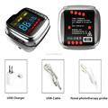 Control de la presión arterial reloj home utiliza el control de la presión arterial dispositivo