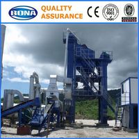 Construction Machinery Hot Mix Asphalt of Bitumen Plant