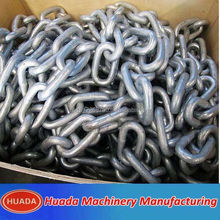Funky decorative metal anchor chain