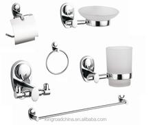 3100 Zinc Alloy gifts Set 6pcs Bathroom Accessories