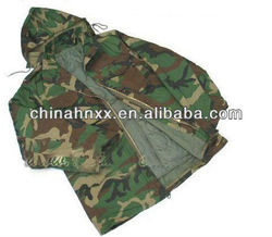 Waterproof with fur liner Alpha M65 Army jacket