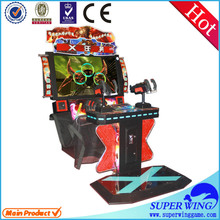 Professional custom Perfect innovative video simulator shooting game console