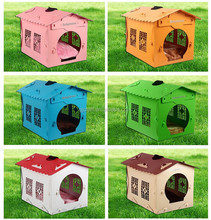 Top Selling Luruxy Pet Plastic House