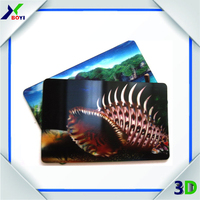 3d print lenticular magnet / promotional fridge magnet / custom sticker