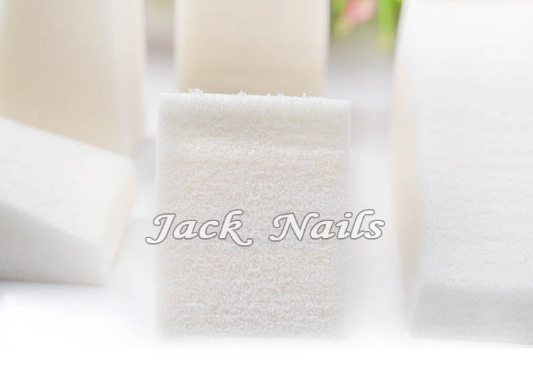 grandient nail sponge