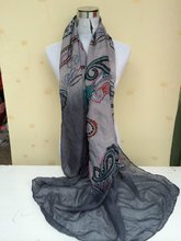 new printed polyester scarfs wholesale