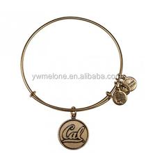 Hot New Products For 2015 University Of California Berkeley Charm Bangle, Alex And Ani Antique Gold Bangle Bracelets