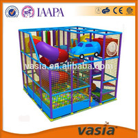 Indoor soft second hand playground equipment for sale