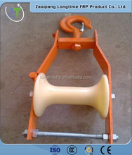 Heavy Duty Hanging Cable Rollers/ Wire Cable Pulleys