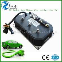 AC Induction motor speed controller for EV
