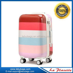 2015 casual special travelmate pc luggage suitcase