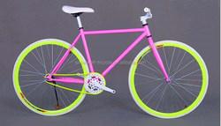 fixed track bike, fixed gear bicycle OEM accepted bike fixed gear SW-700C-M61