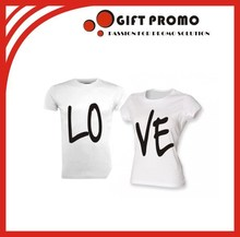 Fashion Style Cute Couple T-shirt