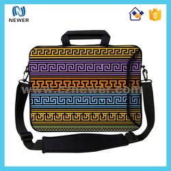Custom logo printing trendy cheap neoprene computer pc cases