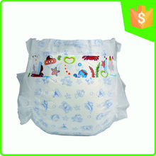 Disposable high quality baby diaper