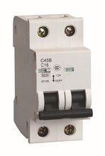 c45n mini circuit breaker b c d curve circuit breaker motor protection circuit breaker 3a 6a 10a 20a 40a 63a from wenzhou yueqin