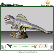 home office decoration items mini dinosaur statue crafts
