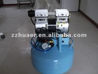 moveable oilless dental air compressor