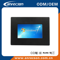 7 inch tablet touch screen for industrial panel pc with scrap cpu