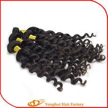 Yonghui cheap brazilian hair weave 6A unprocessed wholesale brazilian curly hair