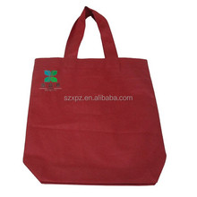 Promotion Reusable non woven shopping tote bag with private logo