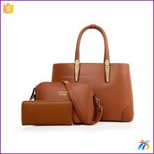 Designer three-piece suit Bags Handbags Women Famous Brands vintage urban PU Tote bag