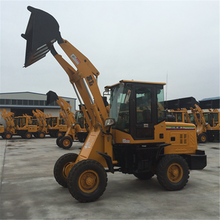 wheel loader china loader mini with good quality chain wheel for sale