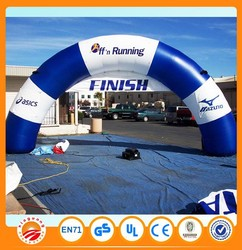 Hot selling inflatable door event arch for adverting for sale
