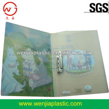 Chinese Sationery Supplier Clip File/Lever Clip File/Lever Clip File Folder
